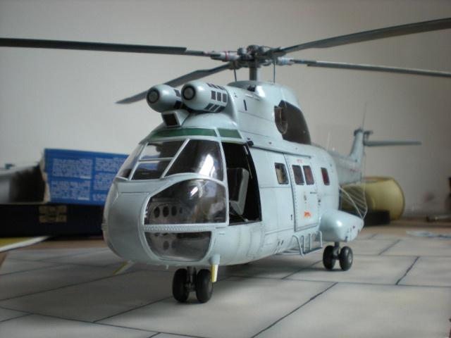 SA-330 Puma -1/32 -Revell - Page 2 Dscn8014