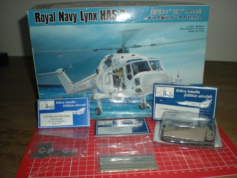 WG Lynx Hobbyboss 1/72 + Kits pavla. Dscn8115