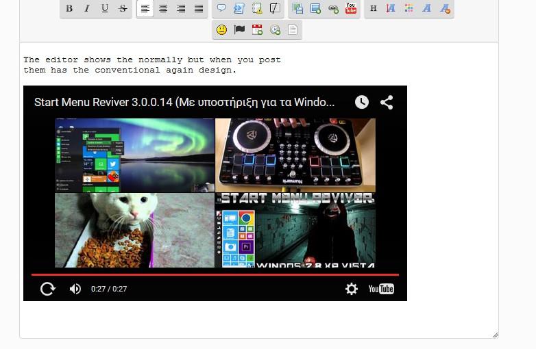 youtube - New Youtube Design 312
