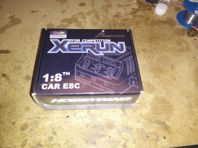 Vends variateur hobbywing xerun 150 Img_2021