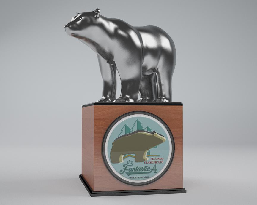 [CONCLUSA] Competizioni ufficiali theHunterItaly - THE FANTASTIC FOUR - varianti orso nero Arg10