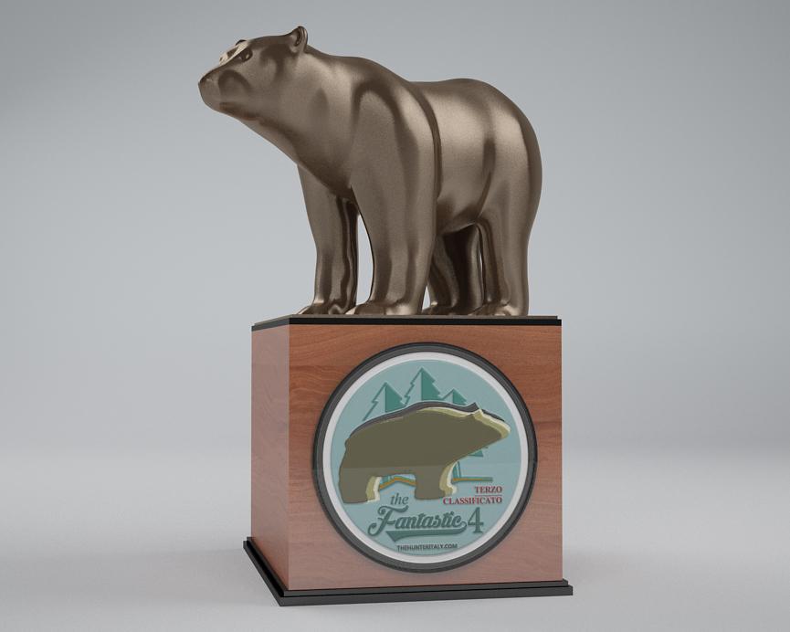 [CONCLUSA] Competizioni ufficiali theHunterItaly - THE FANTASTIC FOUR - varianti orso nero Bro10