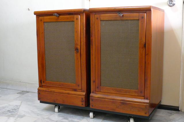 Original Jensen Sigma SG-300 TRIAX Speakers (Used) SOLD P1100637