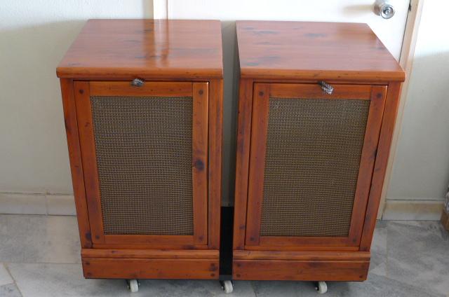 Original Jensen Sigma SG-300 TRIAX Speakers (Used) SOLD P1100638