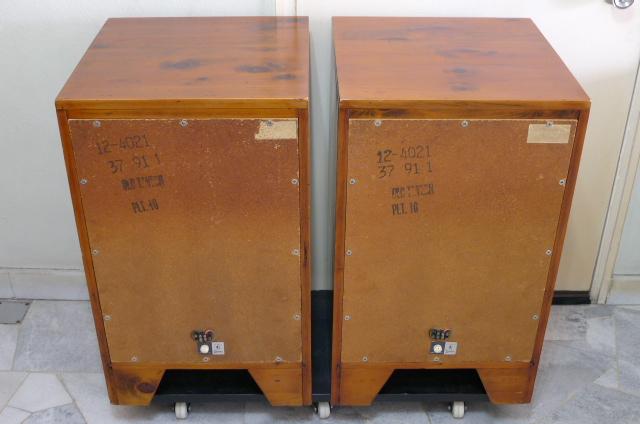 Original Jensen Sigma SG-300 TRIAX Speakers (Used) SOLD P1100639