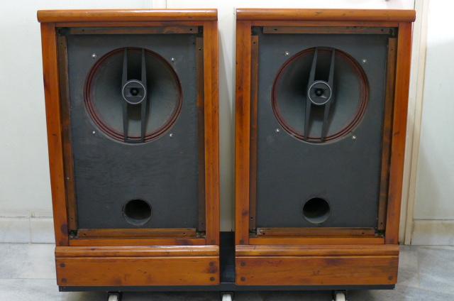 Original Jensen Sigma SG-300 TRIAX Speakers (Used) SOLD P1100640