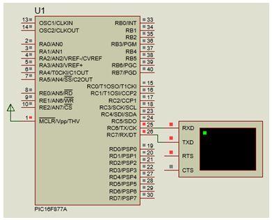 التعامل مع ذاكرة EEPROM الداخلية وأمثلة على البرمجة بالمترجم CCS C  :  116