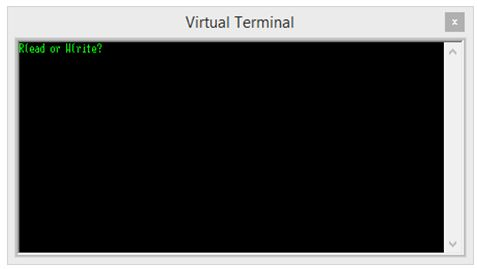 التعامل مع ذاكرة EEPROM الداخلية وأمثلة على البرمجة بالمترجم CCS C  :  216