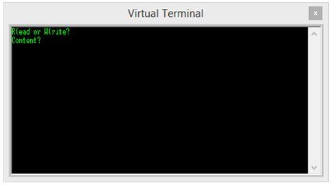التعامل مع ذاكرة EEPROM الداخلية وأمثلة على البرمجة بالمترجم CCS C  :  313