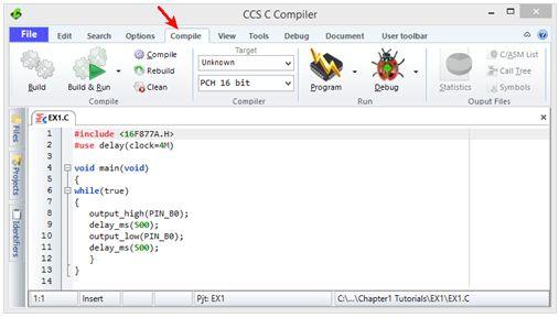 ترجمة وإعداد كتاب البرمجة بلغة السى المدمجة وتطبيقات لغة السى والميكروكونترولر PIC مع المترجم CCS C  : Embedded C Programming Techniques and Applications of C and PIC® MCUS 317