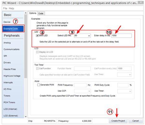 ترجمة وإعداد كتاب البرمجة بلغة السى المدمجة وتطبيقات لغة السى والميكروكونترولر PIC مع المترجم CCS C  : Embedded C Programming Techniques and Applications of C and PIC® MCUS 911