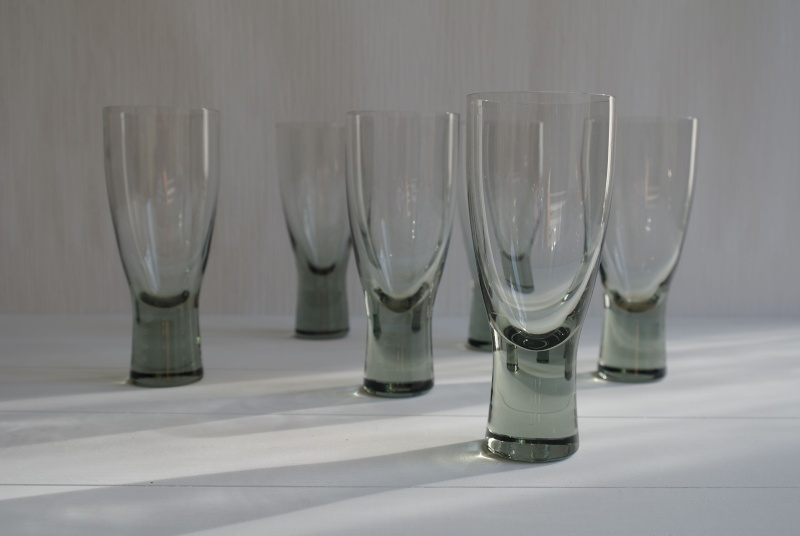 Holmegaard Canada Glasses Per Lutken Signature Mystery  Sam_4410