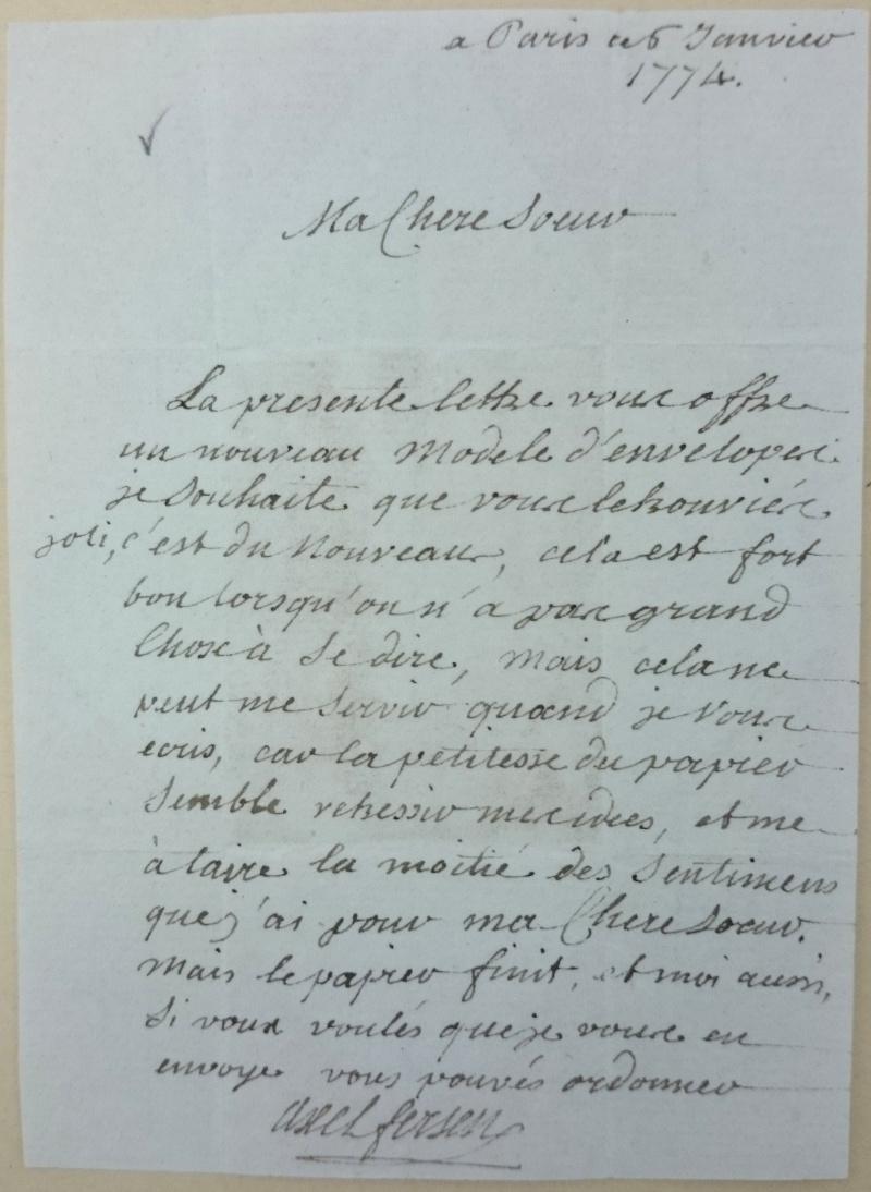 Lettres, mots, notes et extraits du journal d'Axel de Fersen - Page 2 Dsc_0810