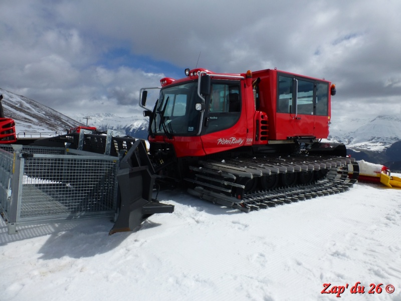 PistenBully Utilitaires Challe21