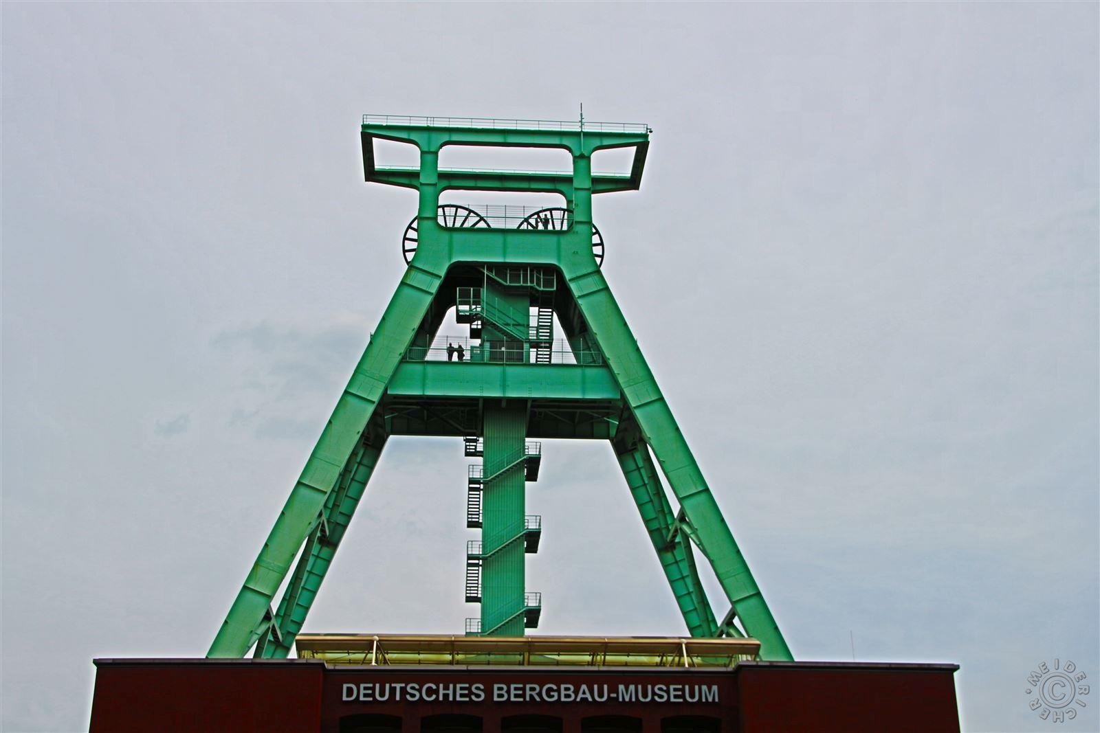 Besuch des Bergbau Museums Bochum 010
