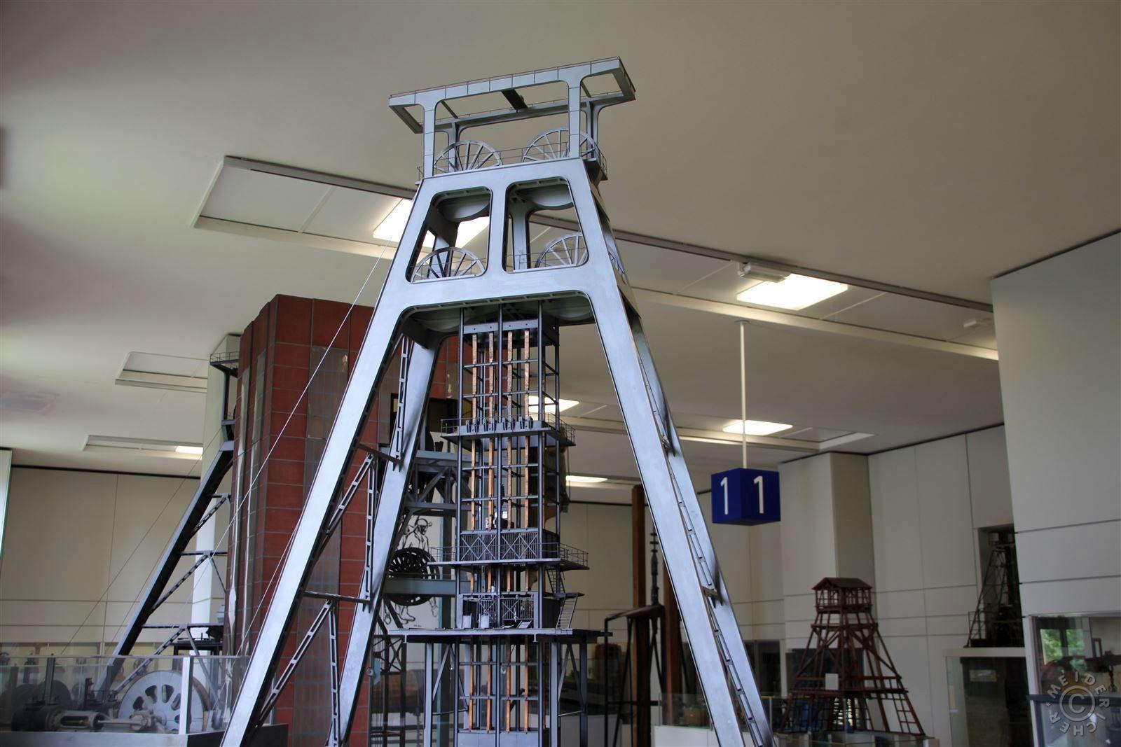 Besuch des Bergbau Museums Bochum 2110