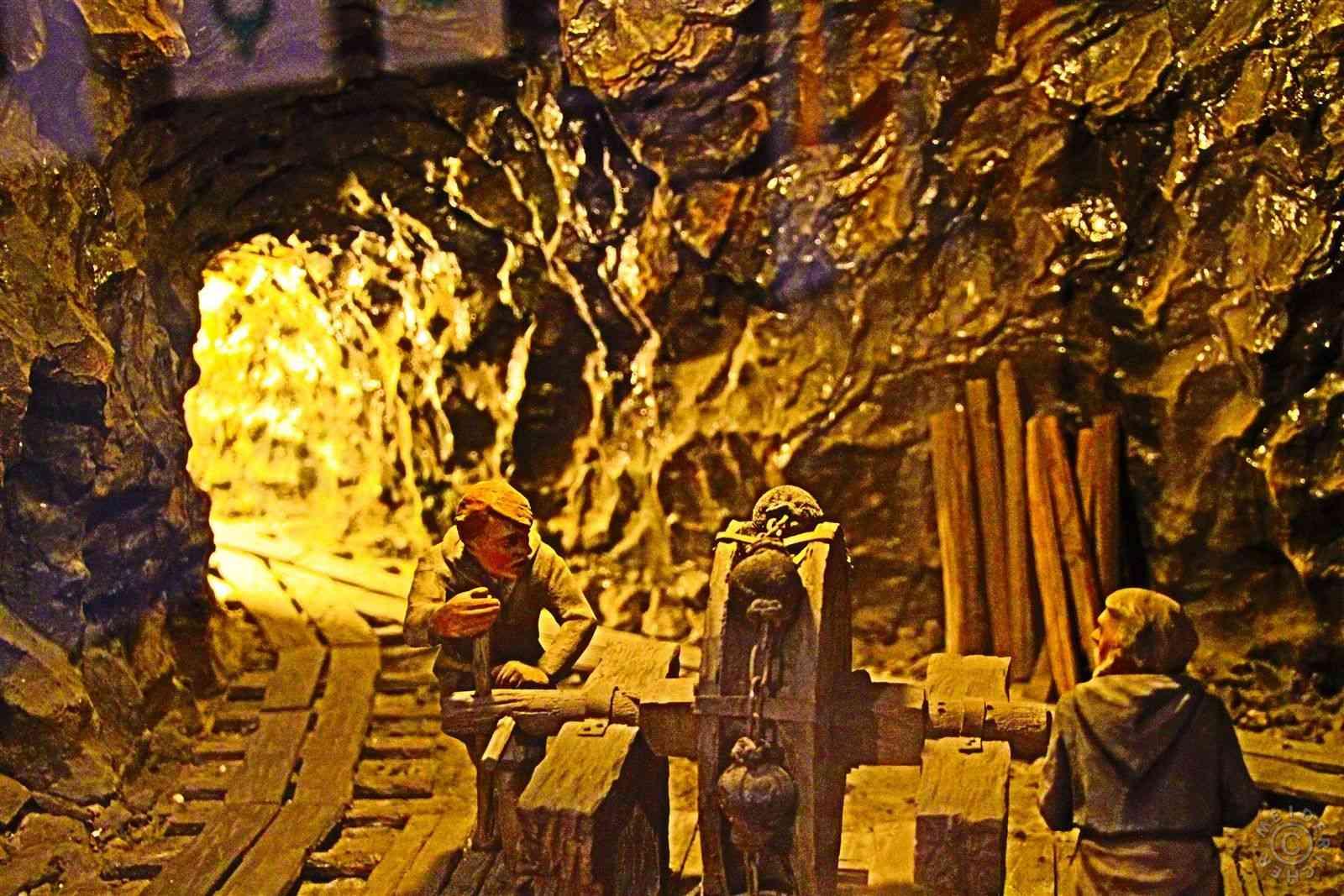 Besuch des Bergbau Museums Bochum 2910