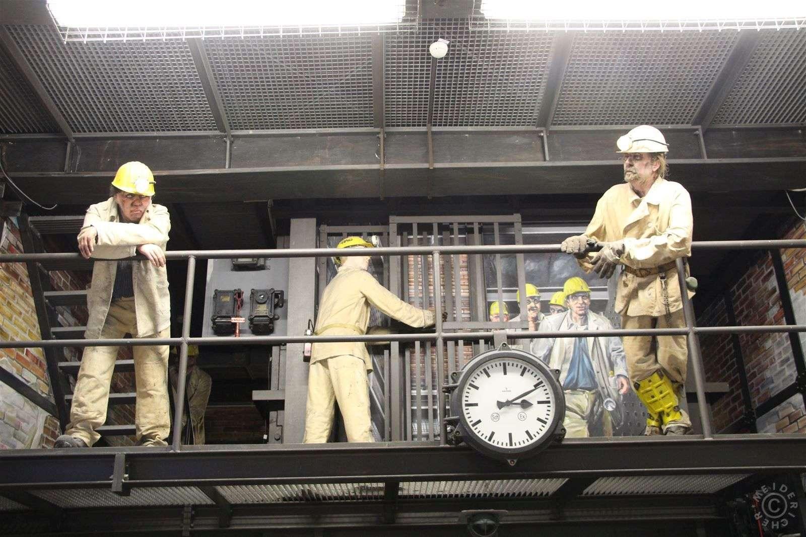 Besuch des Bergbau Museums Bochum 3310