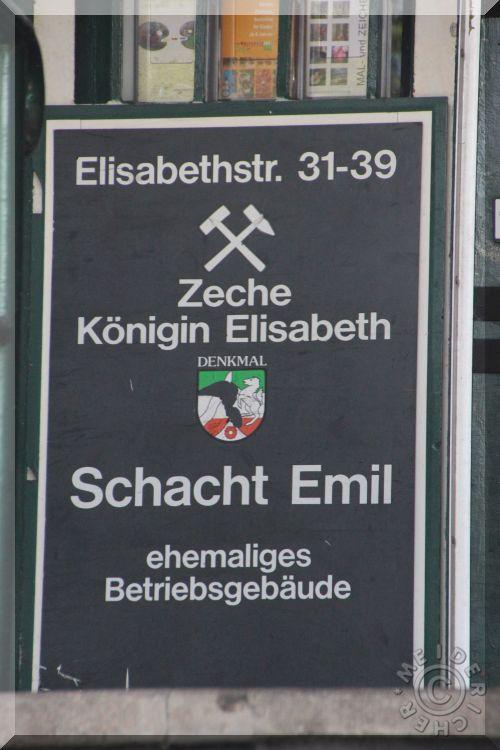 Zeche Königin Elisabeth, Schacht Emil Img_8612