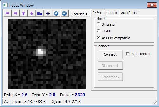 Test de AstroArt 3310