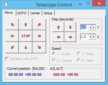 Test de AstroArt 3610