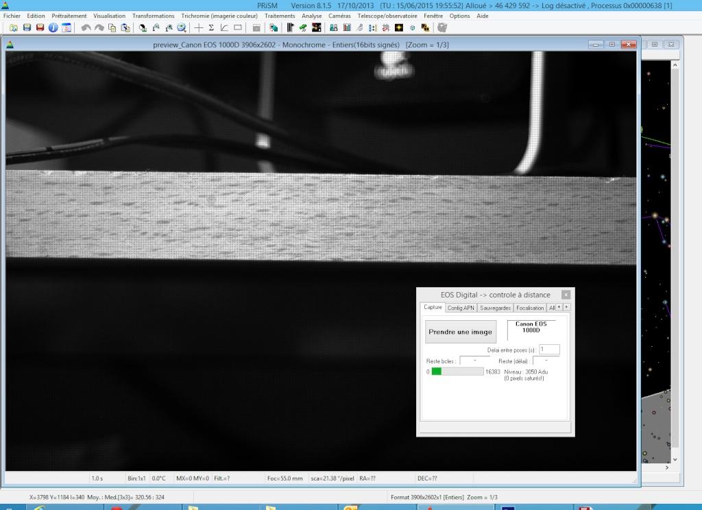 Test de PRISM V.8  Apncap10