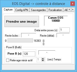 Test de PRISM V.8  Canonc10