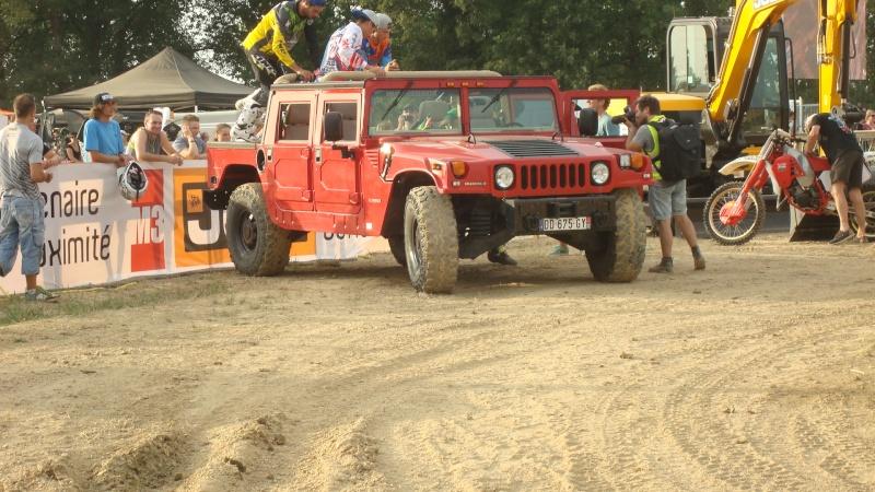 un Hummer H1 au supercross d'Estillac... Dsc04010