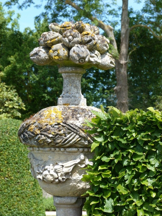Jardin Château de Brecy P1140914