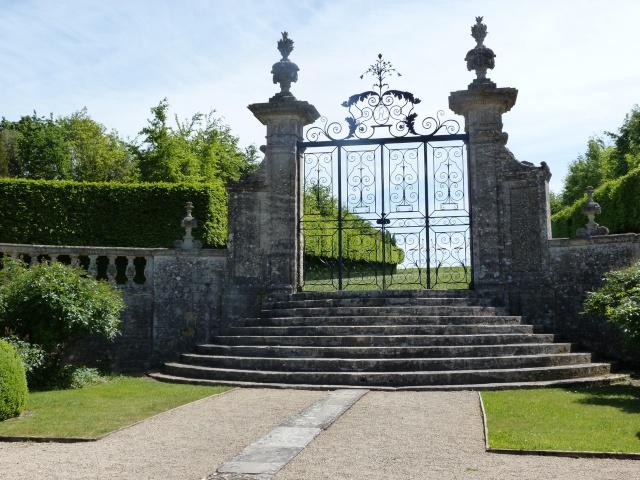 Jardin Château de Brecy P1140916