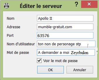 Mumble pour ordinateur portable Qdshfj11