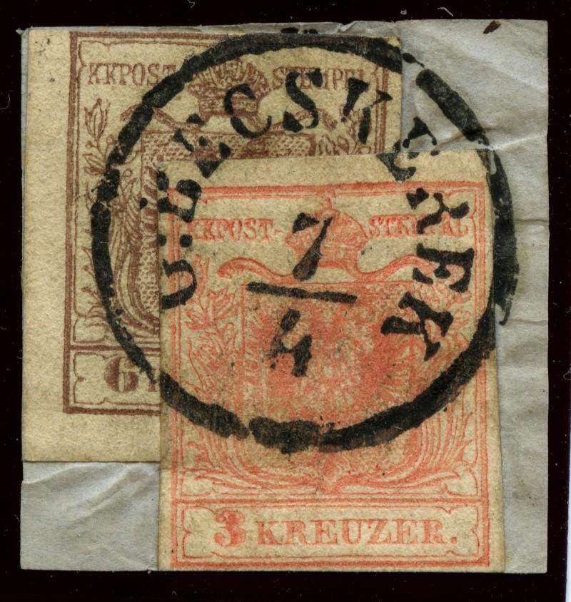 Die erste Österreichische Ausgabe 1850 - Seite 6 Bfst10
