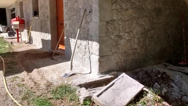 rénovation d'un chalet région de Voiron Avant_10