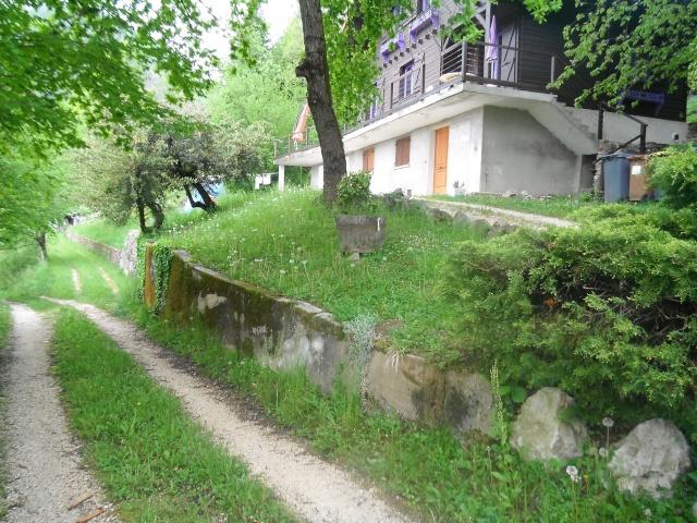 rénovation d'un chalet région de Voiron Dscf1410
