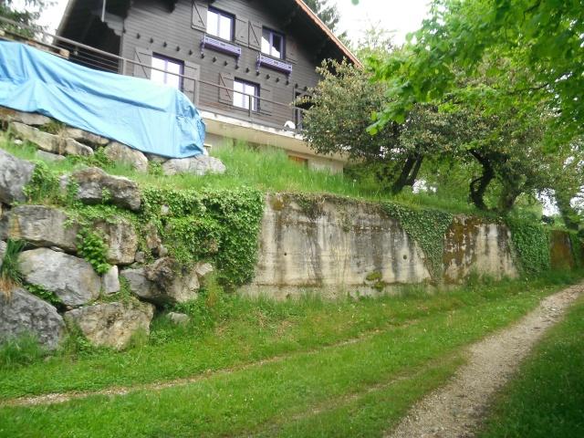 rénovation d'un chalet région de Voiron Dscf1411