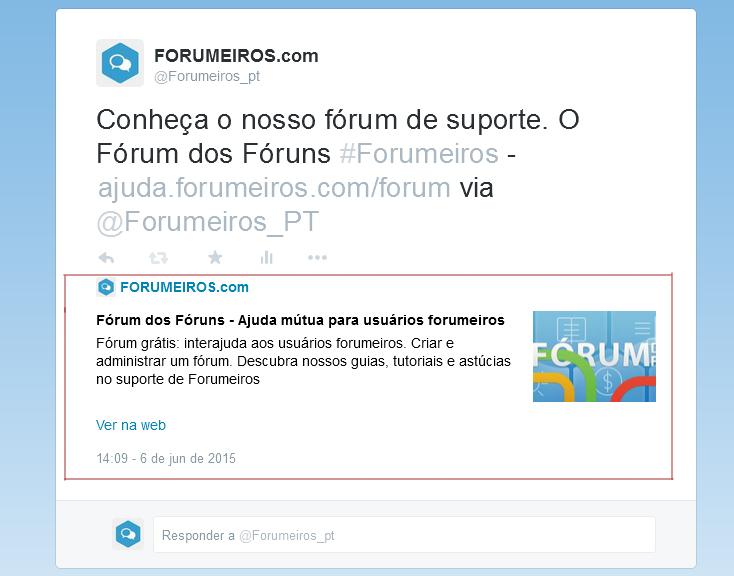 Tópicos com a tag forumeiros em Fórum dos Fóruns Tweet10