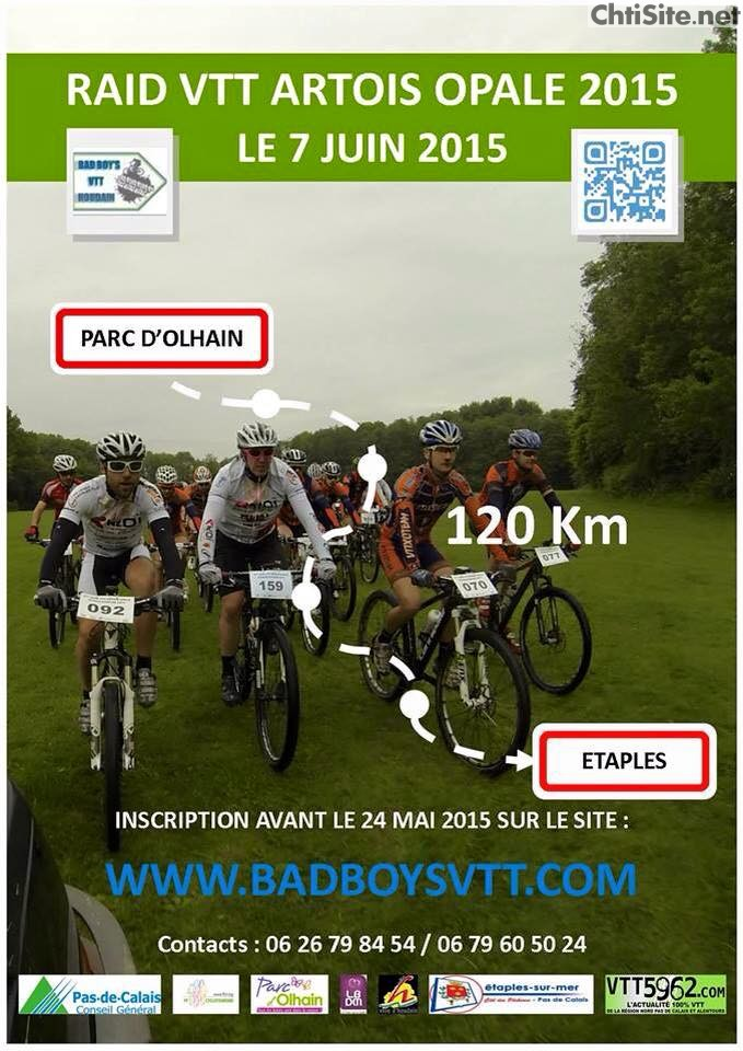 Raid VTT 2015 Artois/Opale – Olhain/Étaples ( 62 ) Raid-v10