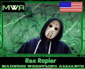 MWA Wrestler Cards Wrestl16