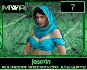 MWA Wrestler Cards Wrestl18