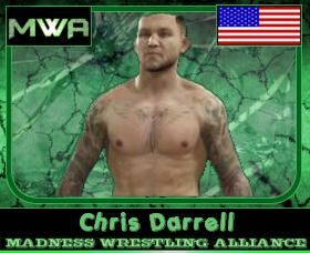MWA Wrestler Cards Wrestl19