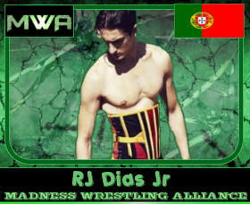 MWA Wrestler Cards Wrestl22