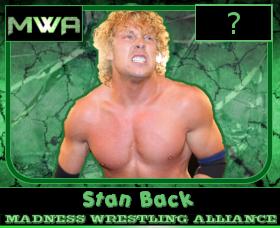 MWA Wrestler Cards Wrestl33