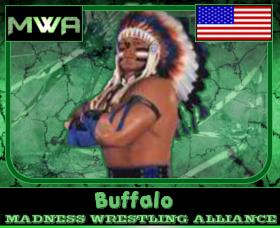 MWA Wrestler Cards Wrestl34
