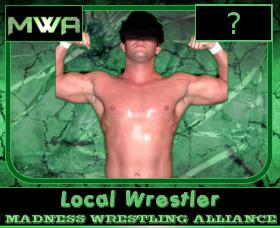 MWA Wrestler Cards Wrestl35