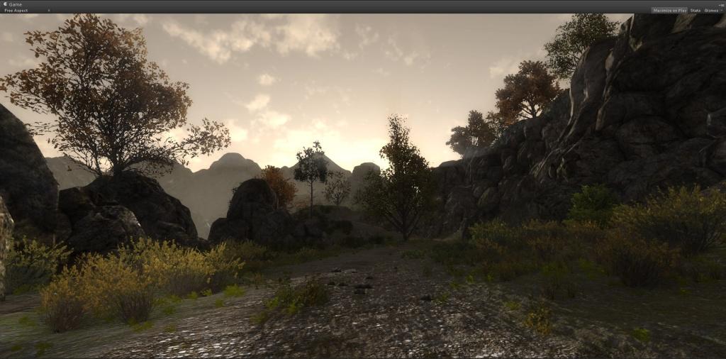 """Développement jeu vidéo 3D FPS """"MystOnly"""" (COMMERCIAL) - Page 37 Lake1110"""