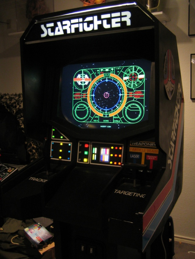 Borne Arcade The Last Starfighter Pictur10