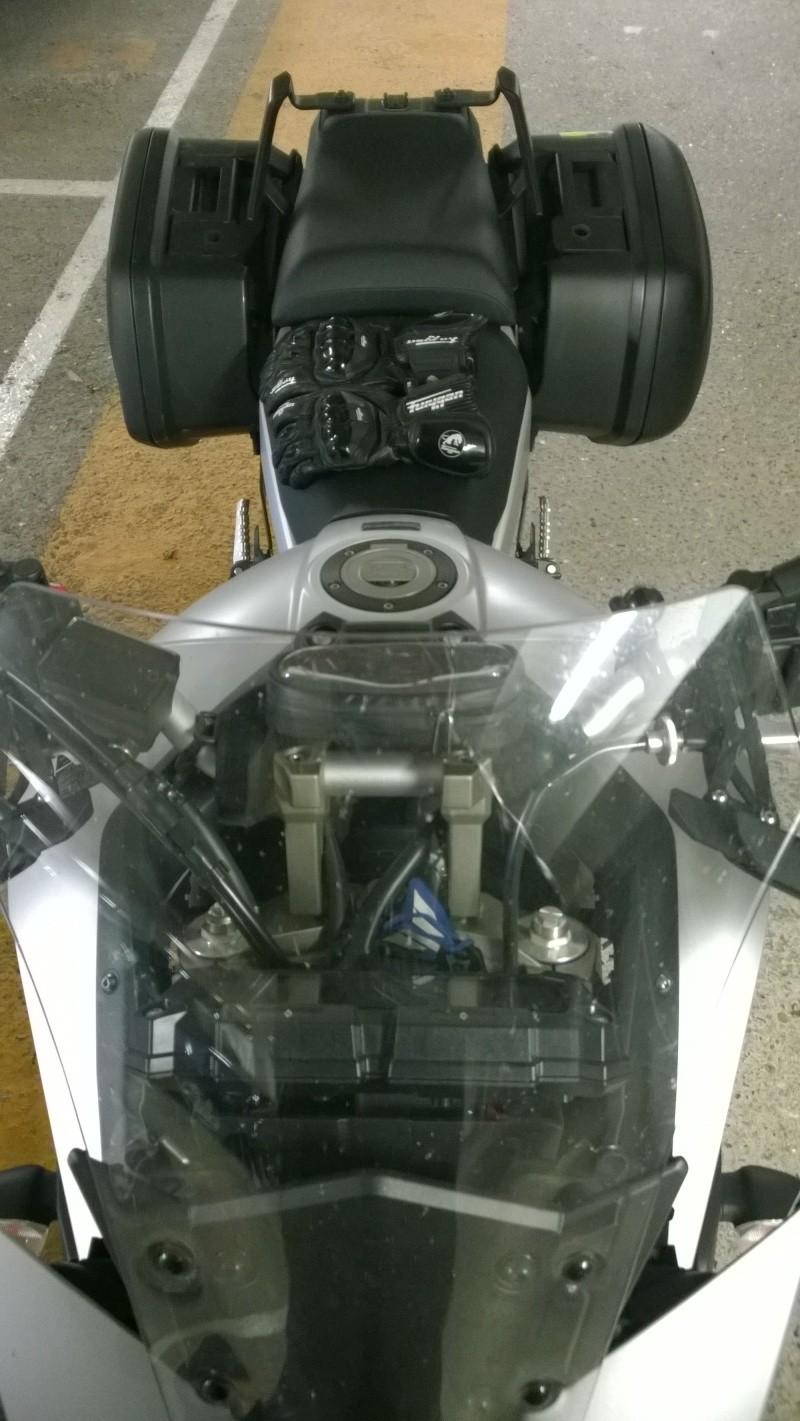 Montage de valises rigides Yamaha City (TDM/FJR) - Page 3 Wp_20119