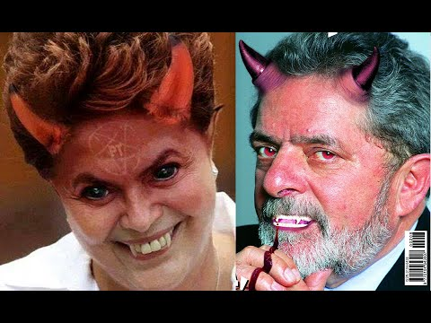 """Dilma + Lula = Deabo = Brasil morre Iuig10"