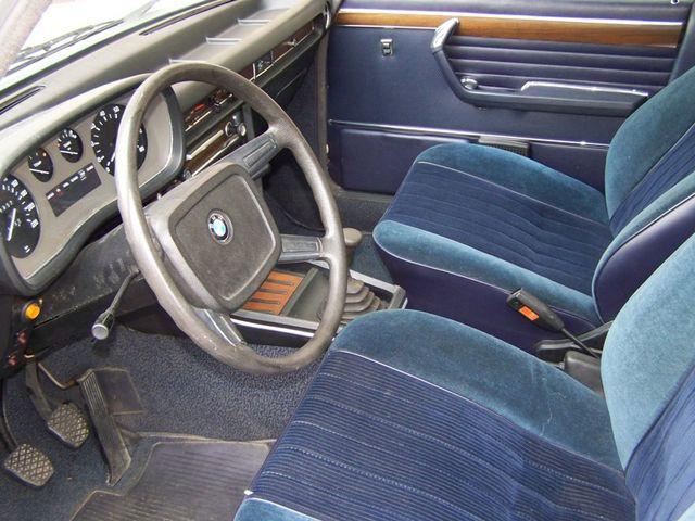 BMW 3.0L si (restauration) W9043718