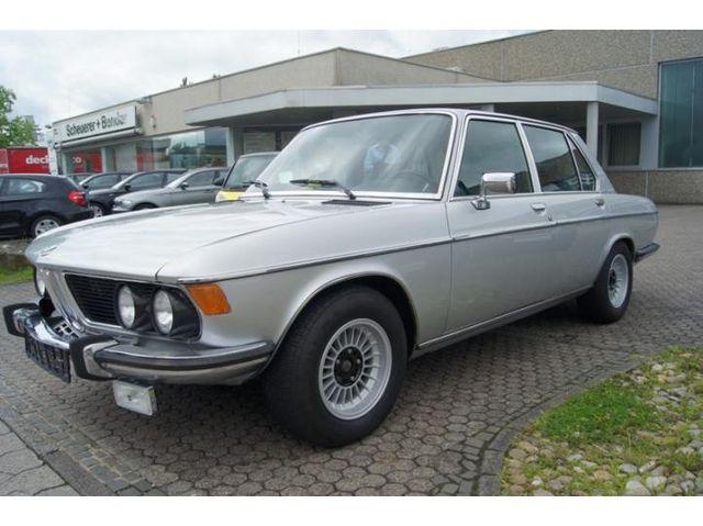 BMW 3.0L si (restauration) W9043720